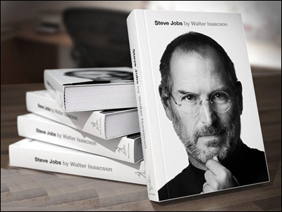 Steve Jobs by Walter Isaacson book